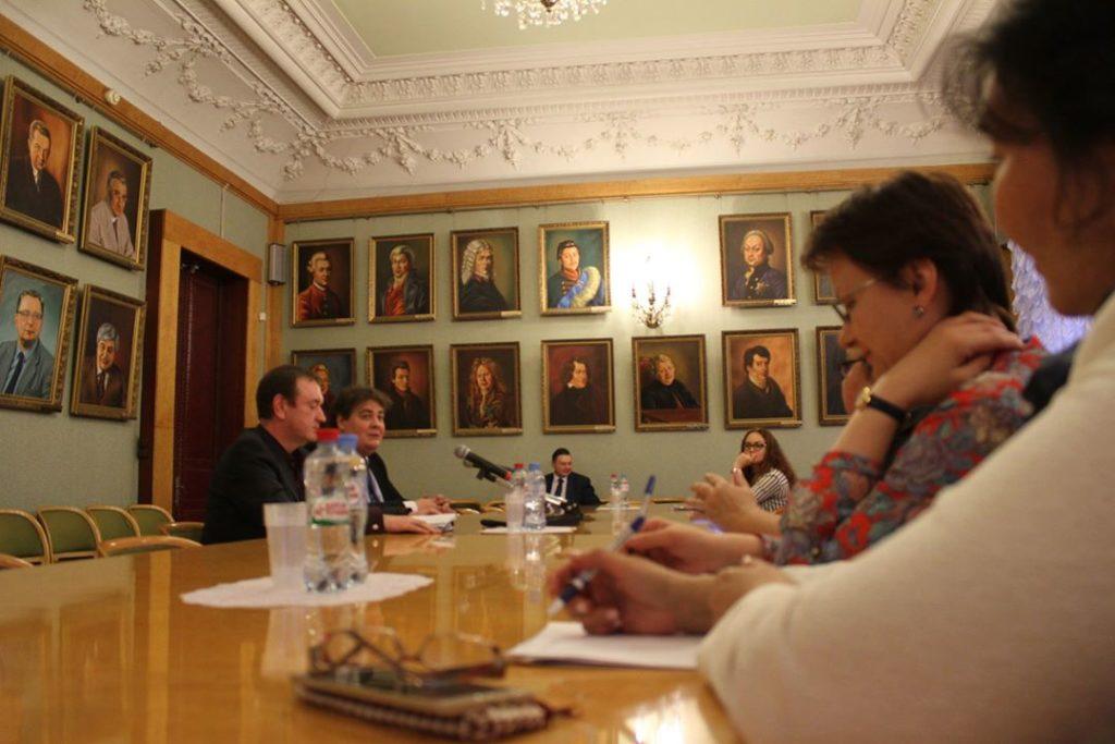 Выступление Президента Ассоциации корпоративных казначеев Владимира Козинца