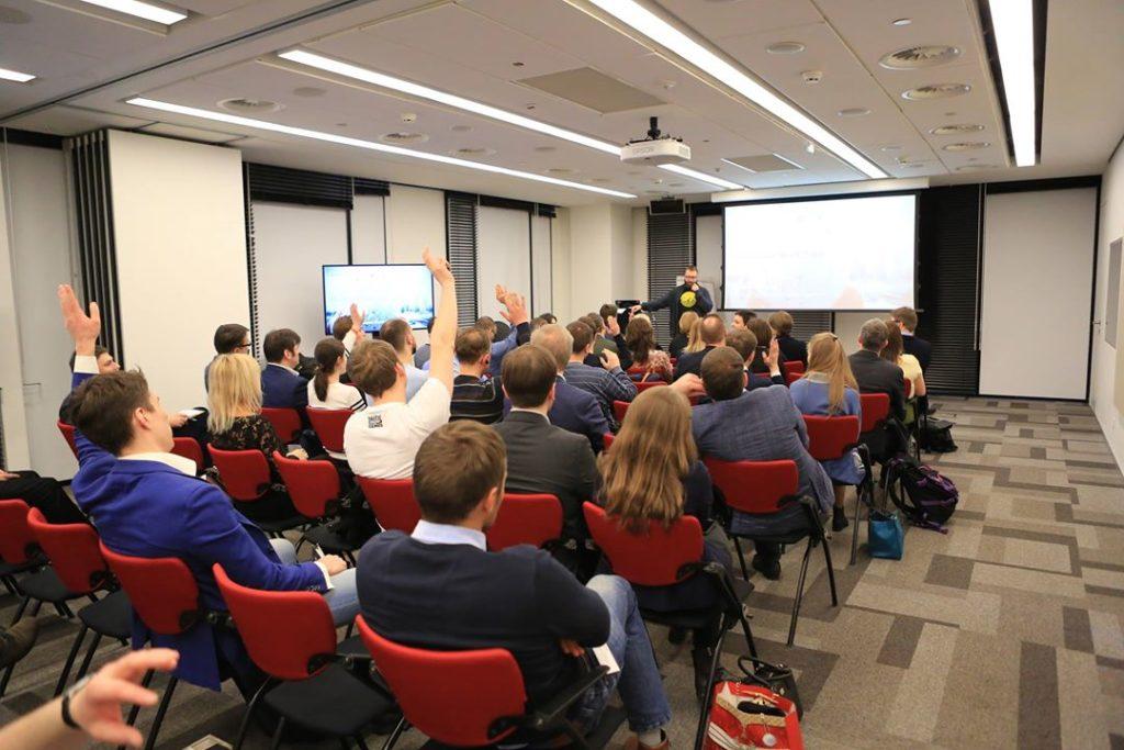 Выступление Константина Гольдштейна - эксперта по стратегическим технологиям Microsoft Russia