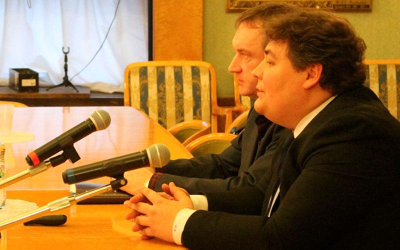 Президент Ассоциации корпоративных казначеев открыл цикл публичных лекций в Международном Союзе экономистов