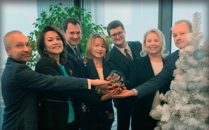 Банк ВТБ: ВТБ награжден за вклад в развитие Ассоциации корпоративных казначеев