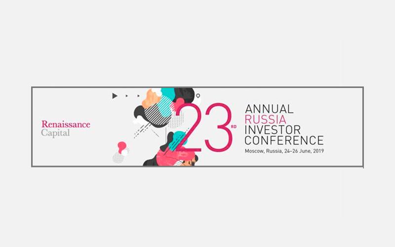 23-я Ежегодная конференция инвесторов «Ренессанс Капитала»