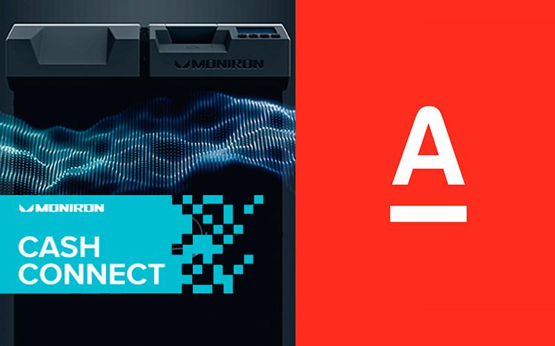 Profindustry в партнерстве с Альфа-Банком реализовали самоинкассацию на базе Moniron Cash Connect