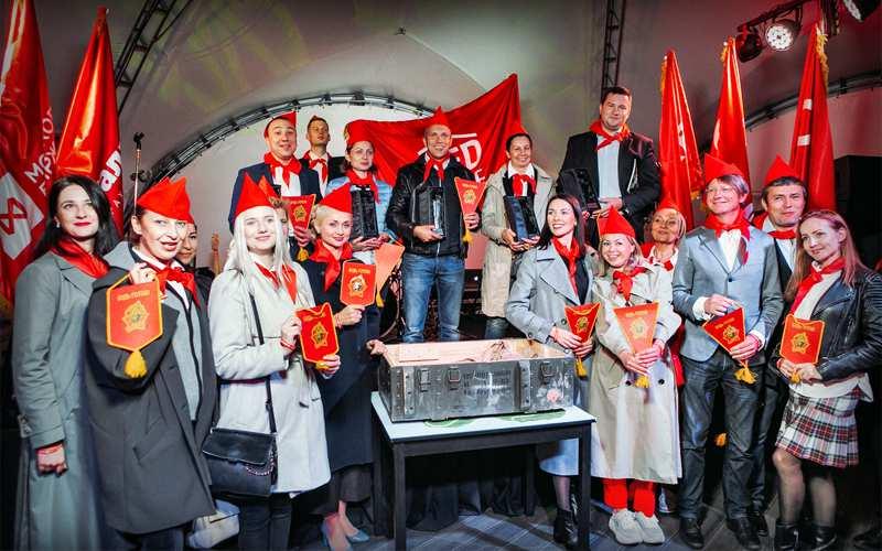 «RED ROOF» — самое жаркое и доброе событие сентября успешно прошло в Москве