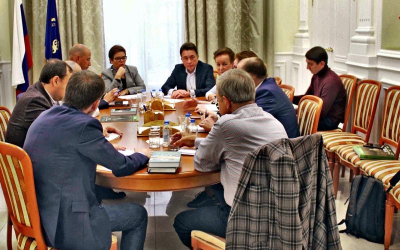 Заседание актива Совета по финансово-промышленной и инвестиционной политике ТПП РФ