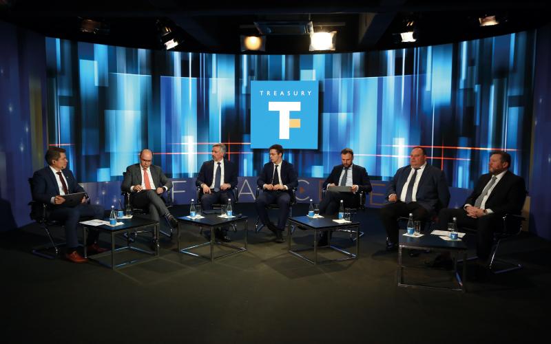 Состоялся IV Международный банковский форум «Казначейство» (Treasury – 2021) СРО НФА
